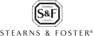 Stearns and Foster mattress brand