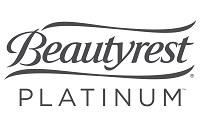 beautyrest platinum juniper pillow top mattress simmons beautyrest logo l30 simmons