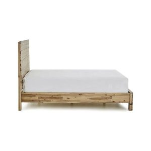 Newport-Truffle-Solid-Wood-Bed