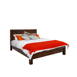 Prague-Bourbon-Solid-Wood-Bed