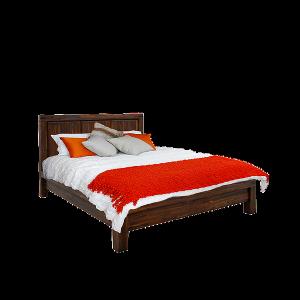 Prague-Bourbon-Solid-Wood-Bed