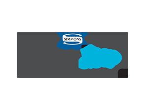 simmons mattress logo. Interesting Mattress Simmons Beautysleep CLEARANCE Mix Match Plush Mattress U2013 Toronto Inside Logo