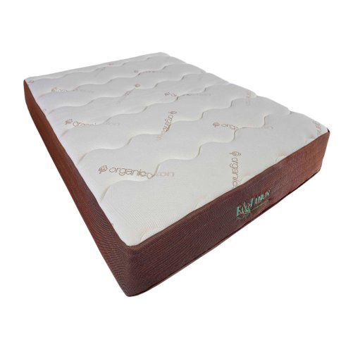 eco-fusion organic latex sensation mattress
