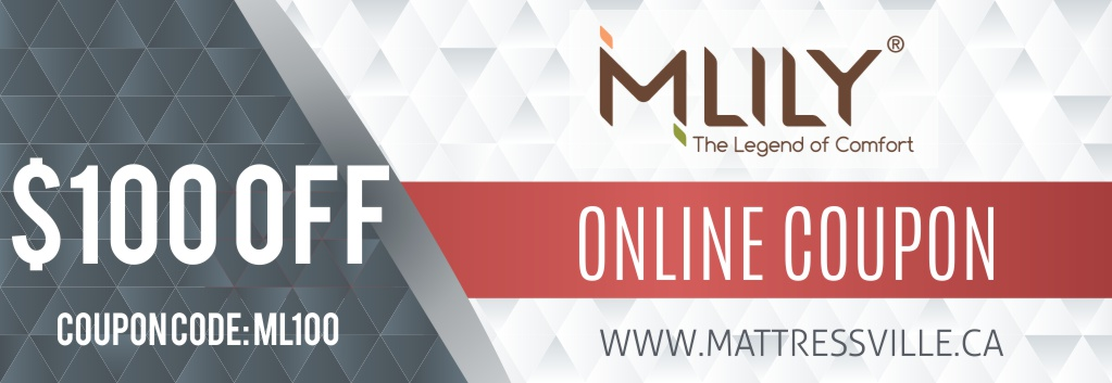 Mlily $100 Discount MattressVille