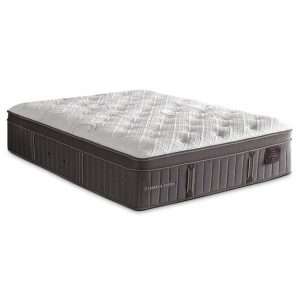 stearns and foster mattress heathrow euro top plush