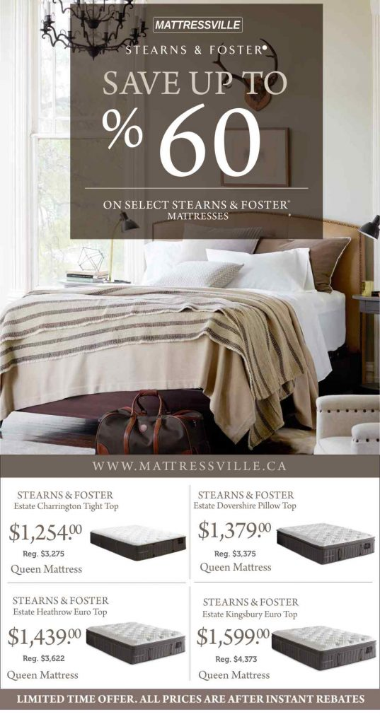Local Gta Deals Buy Mattresses For Great Prices At