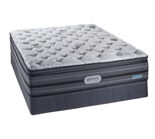 Beautyrest Platinum Jade Euro Top Mattress Plush