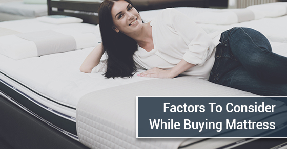 How You Know You're Buying the Best Mattress for You