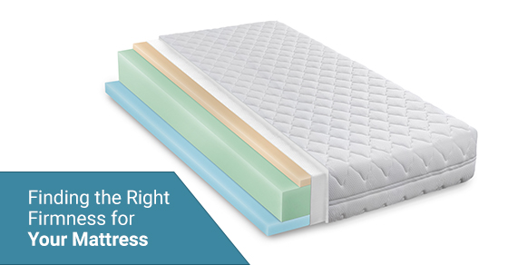 Mattress Selection: Finding the Right Firmness for You