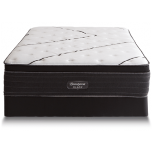 Beautyrest Black Luxury Cushion Top Plush Mattress