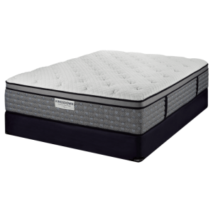 Kingsdown Luxury Medium Firm Euro Top Mattress