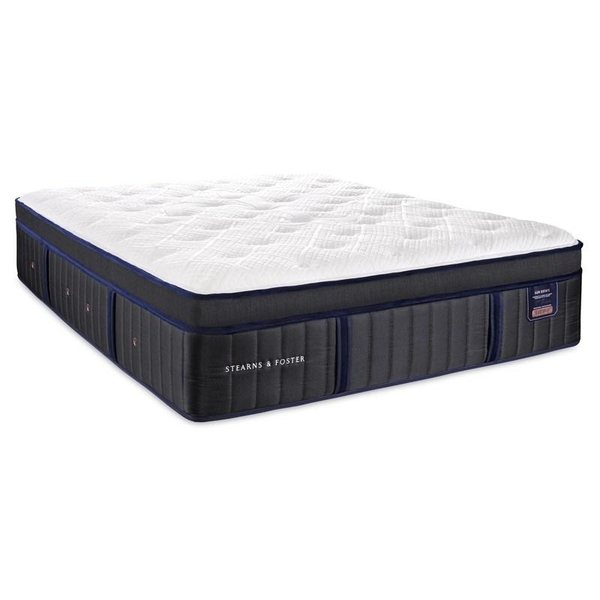 Stearns and Foster Lux Estate Euro Top Firm Mattress