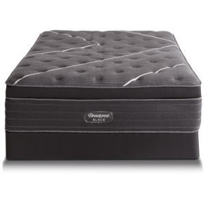Beautyrest Black Luxury Plush Comfort Top Mattress
