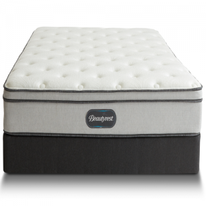 SIMMONS BEAUTYREST COMFORT TOP PLUSH POCKET COIL MATTRESS