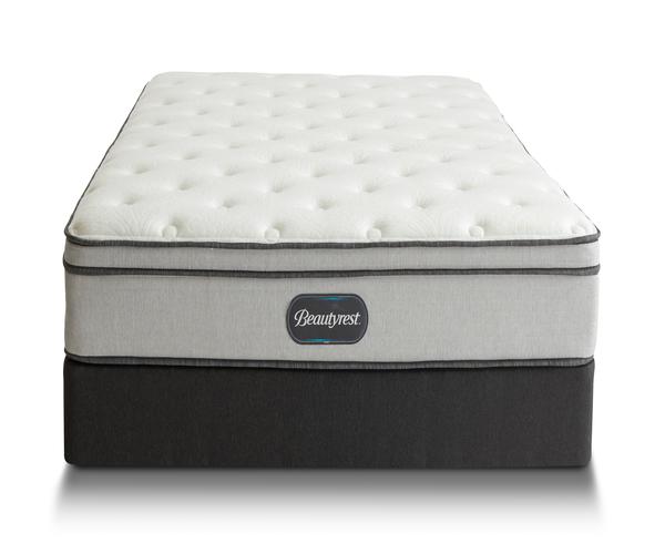 Simmons Beautyrest Comfort Top Plush Pocket Coil Mattress