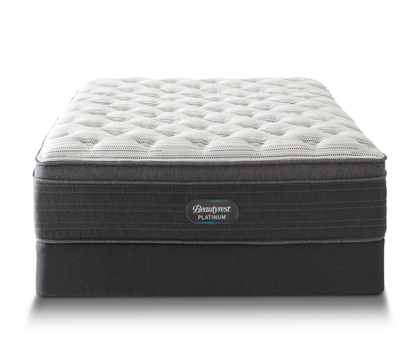 Beautyrest Platinum Euro Top Mattress Plush