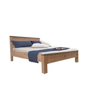 Mimosa Portobello Solid Wood Bed