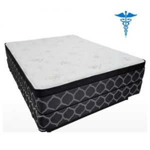 DOCTOR FIRM ORTHOPEDIC EURO TOP MATTRESS